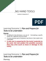 Common 5_using Hand Tools
