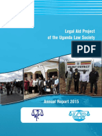 LAP Annual Report 2015