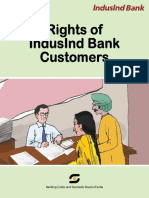 Rights of Indhtddfffd Bank Customers