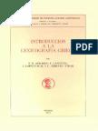 Varios - Introduccion A La Lexicografia Griega.pdf
