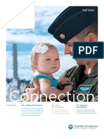 Seattle Children's - Connection Magazine, Fall 2010