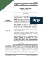 N-2298 - Norma Técnica Petrobrás