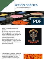 DISEÑO de Portadas de Discos