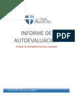 Informe de Autoevaluación-Téc, En Enfermería (Rap 090318)