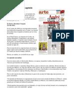 André Breton y el capítulo Monterrey