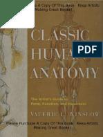 302933692 Valerie L Winslow Classic Human Anatomy PDF