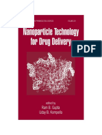 Nanoparticles Technology for Drug Delivery