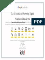 IAB Spain Certification