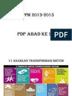 PDP ABAD KE 21
