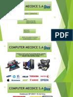 Catalogo PC+impresora