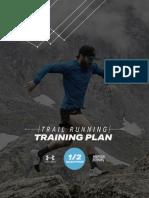 Ua Trailrun Half Marathon Training Plan Nt v4