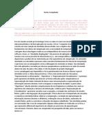 Textos Compilados Trabalho Aleatório