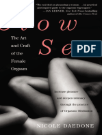 Slow Sex - The Art and Craft of the Female Orgasm