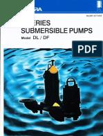 Brosur Pompa Submersible Ebara