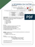 REVISÃO CLASSES GRAMATICAIS.doc