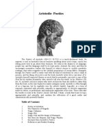Joe Sachs - Aristotle. Poetics.doc