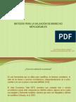 Clase 11 Métodos de Valoración de Bienes No Mercadeables