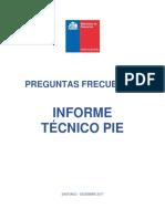 Documento Preguntas Frecuentes IT PIE 2017 18