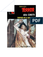 Coretti Ada - Seleccion Terror 372 - Despues de La Autopsia