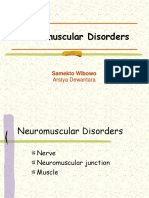 K16 Lecture Neuromuscular