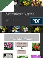 Sistemática Vegetal