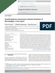 Interdisciplinary Assessment-Oriented Treatment Offibromyalgia