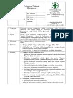 Contoh Format SPO
