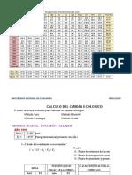 Calculo Del Caudal Ecológico - San Ignacio 1ero