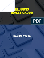 Juicio Investigador