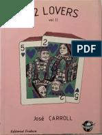 52 Amantes Vol II - Pepe Carroll