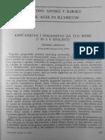 Marušić - Kršćanstvo i Poganstvo Na Tlu Istre u IV. i v. Stoljeću