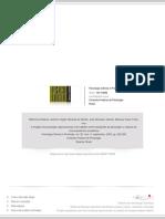 A Imagem Da Psicologia Organziacional e Do Trabalho Entre Estudantes de Psicologia_o Impacto de Uma Experiência Acadêmica_bastos Et Al_2005