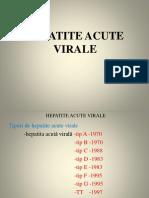 Hepatite Acute Virale