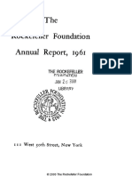 Annual Report 1961