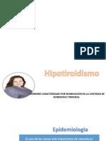 tiroides patologia