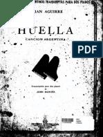 (ARG) Julian Aguirre - Huella