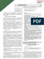 RESOLUCIÓN DE CONSEJO DIRECTIVO Nº 064-2018-CD/OSIPTEL