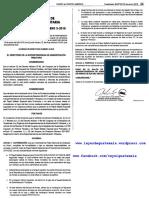 Acuerdo Directorio 3 2018 Superintendencia de Administracion Tributaria