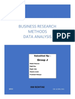 Data Analysis Group J Section C