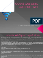 Las 5 Cosas Que Debo Saber Del Wifi