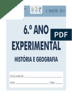 6ano Exp Hist Geo 4bim Aluno 2014
