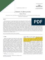 Chemistry of Gluten Proteins