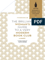 The Brilliant Women's Guide to a Very Modern Book Club