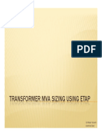 Transformer Sizing Using ETAP.pdf