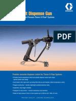 Hot Melt Dispense Gun