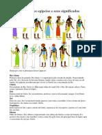 Principais Deuses Egípcios e Seus Significados
