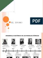 4.EL  ÁTOMO