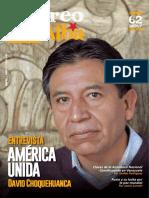 """Revista """"Correo del Alba"""" No. 62 - Abril-Mayo, 2017"""