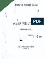 Analisis Estructural 1 Problemas Resueltos