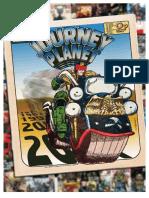 Journey Planet #39 Judge Dredd